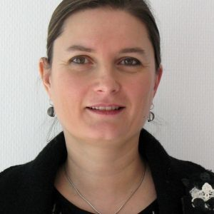 Evelyne Raynaud, directrice commerciale France et Benelux d'Exotec